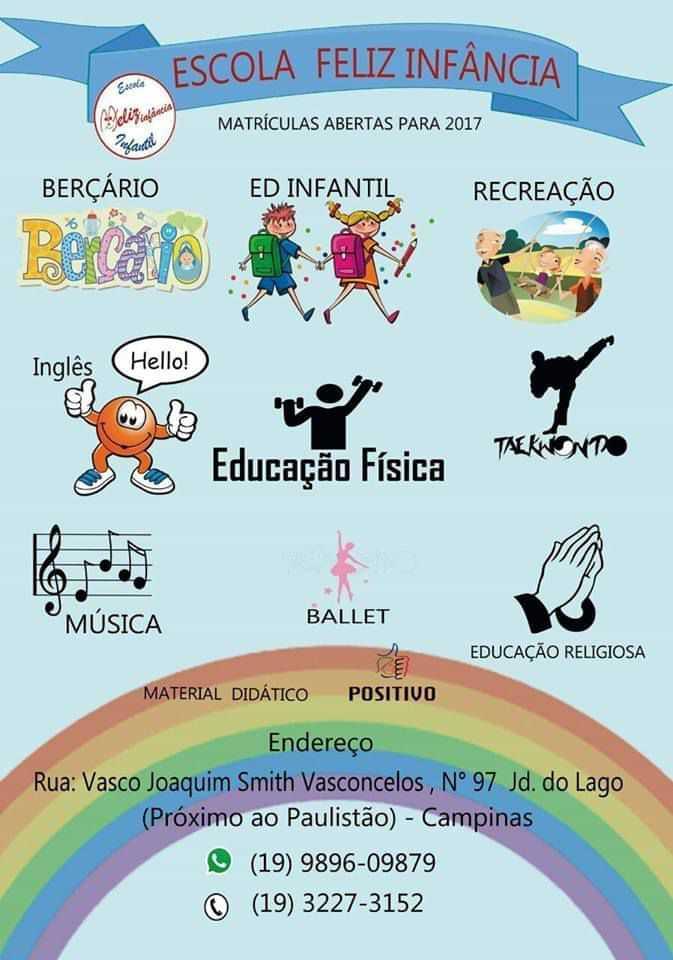 Escola Feliz Infância Infantil - foto 2