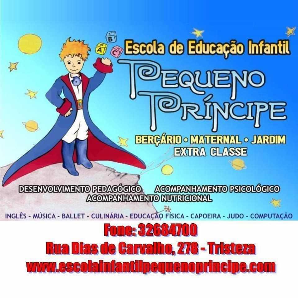 Escola de Educação Infantil Pequeno Príncipe