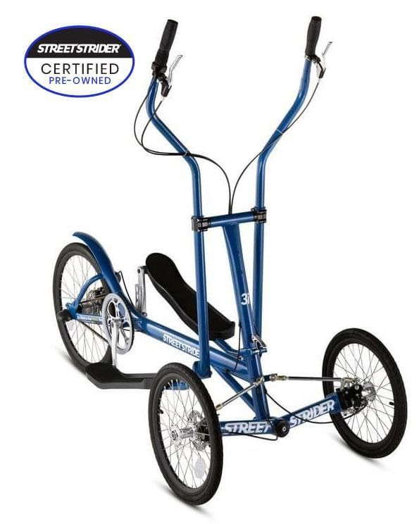 Certified Pre-Owned StreetStrider 3i