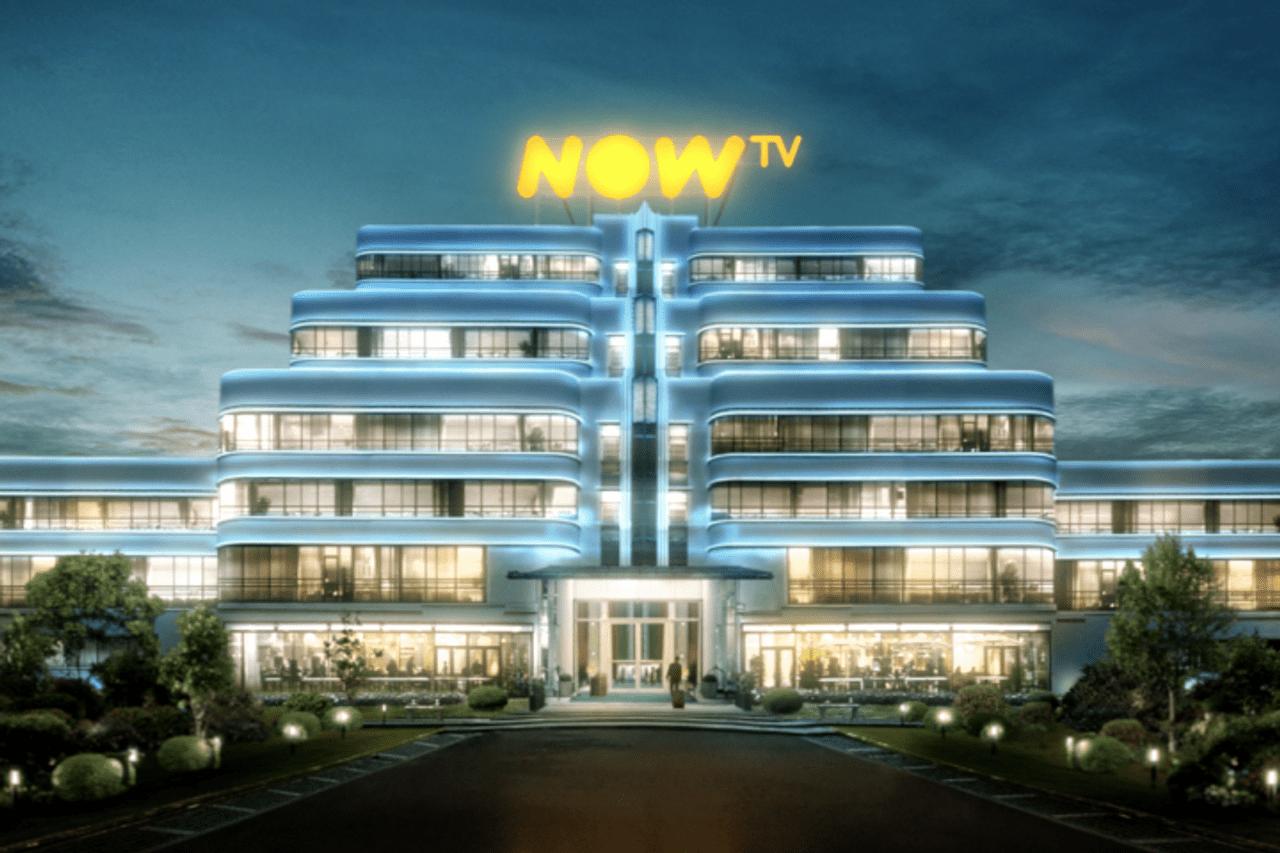Now TV Advert