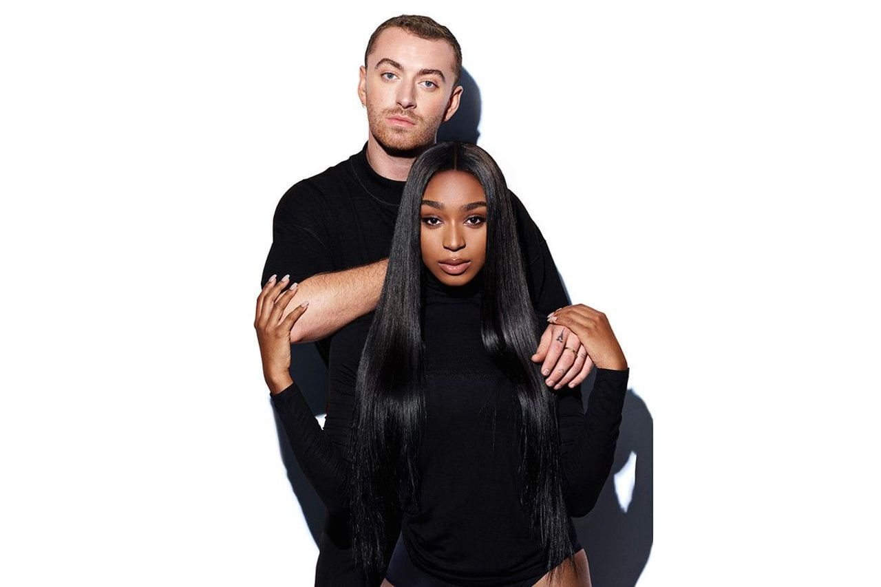 Theo & Lilith <span>|</span> Sam Smith and Normani - Dancing with a Stranger