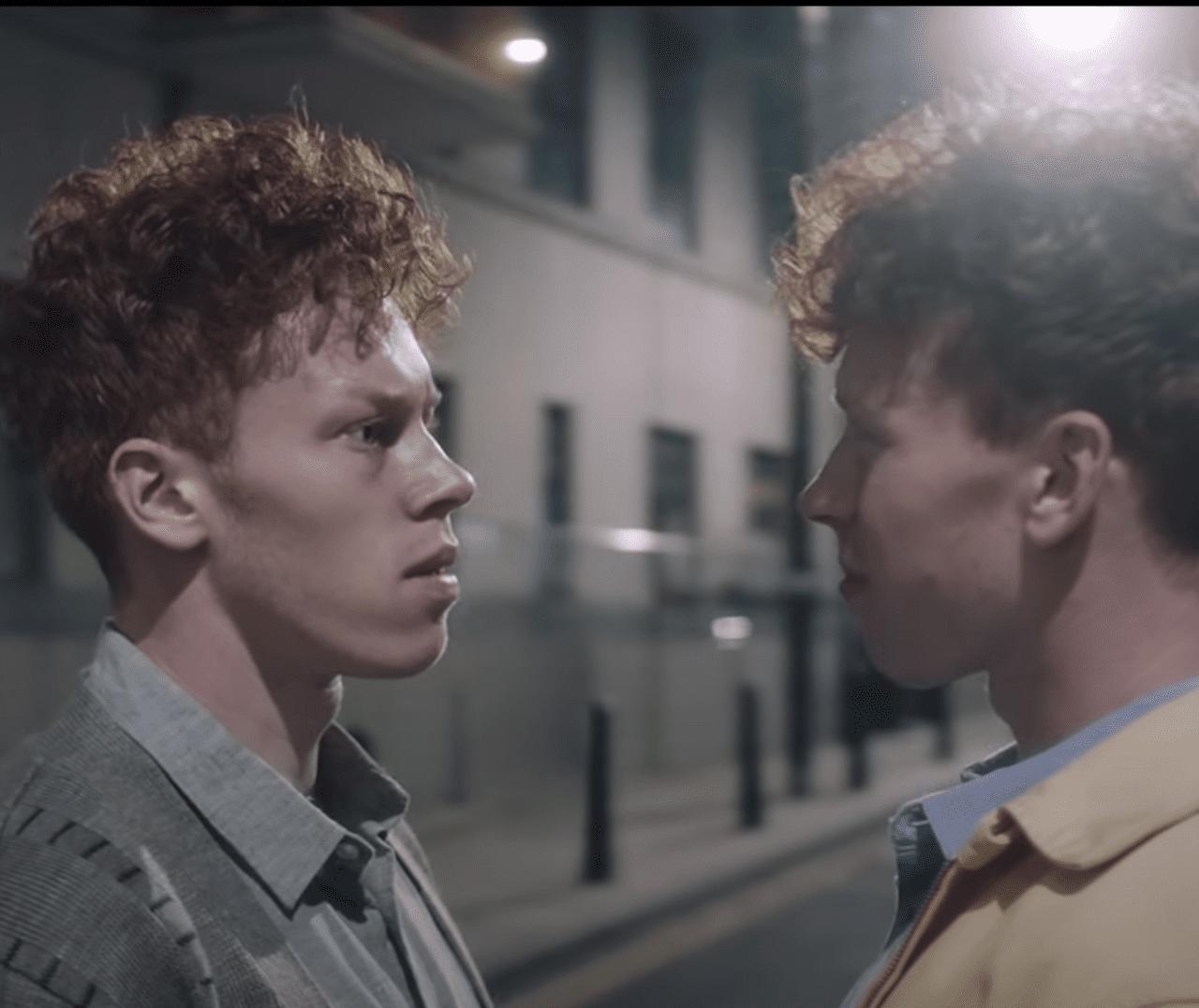 LUKE & SOLOMON For Joel Corry and MNEK 'Head & Heart' Video
