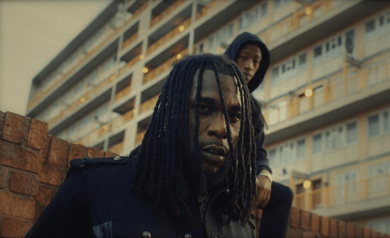 DIJON, DEVONTAY and LASHAY for Burna Boy & Stormzy's video 'Real Life'