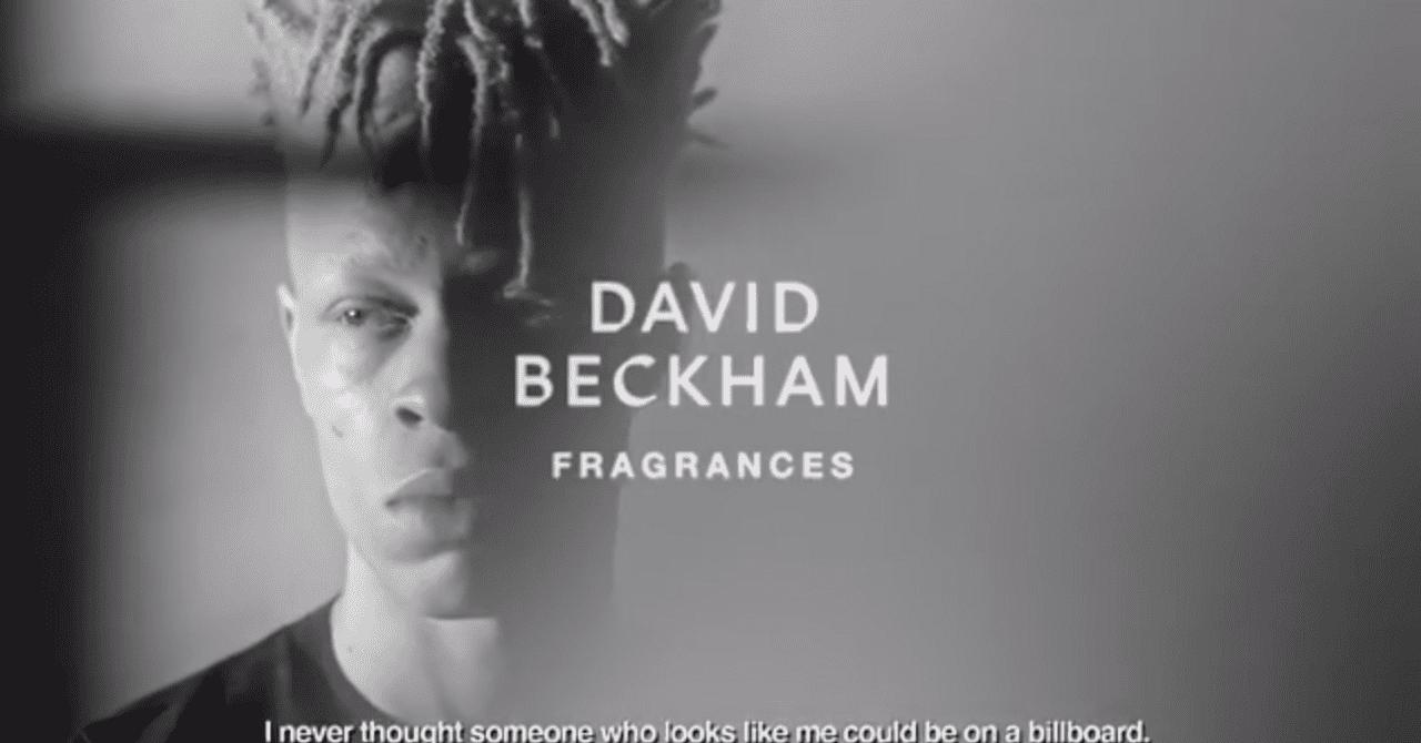 We supplied LEO for David Beckham Fragrances