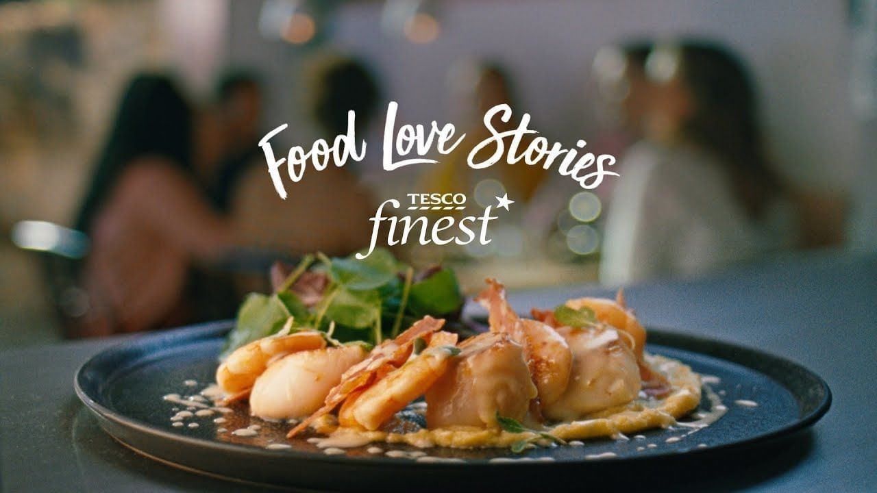 Tesco's Finest Love Stories
