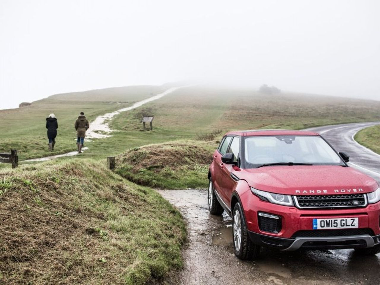 Atmosphere Faces provide cast for LandRover Hibernot Campaign