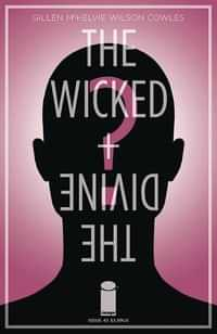Wicked and Divine #45 CVR A Mckelvie and Wilson
