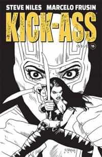 Kick-Ass #15 CVR B Frusin