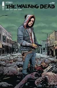 Walking Dead #192 CVR A Adlard and Stewart