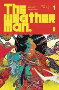 Weatherman #1 CVR A Fox