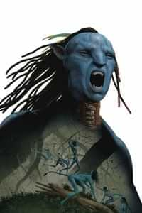 Avatar Tsu Teys Path #5 CVR A Wheatley