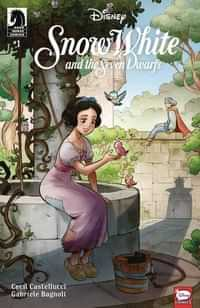 Disney Snow White and Seven Dwarfs #1