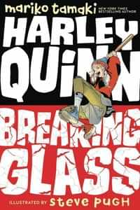 Harley Quinn GN Breaking Glass Dc Ink