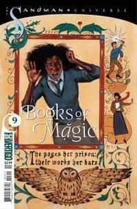 Books of Magic #9