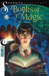 Books of Magic TP Moveable Type