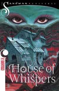 House of Whispers TP the Power Divided