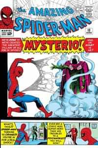True Believers One-Shot Spider-man Spider-man Vs Mysterio