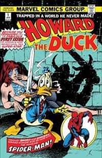 Howard the Duck #1 Facsimile Edition