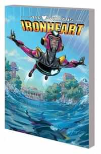 Ironheart TP Those with Courage