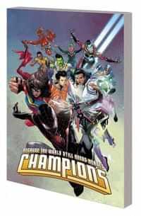 Champions TP Jim Zub Beat The Devil