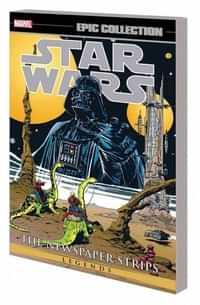 Star Wars TP Legends Epic Collection Newspaper Strips V2