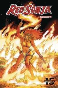 Red Sonja #5 CVR A Conner