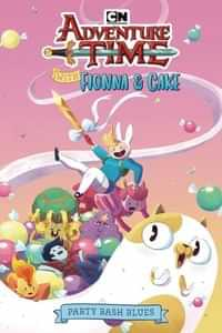 Adventure Time GN Fionna Cake Bash Blues