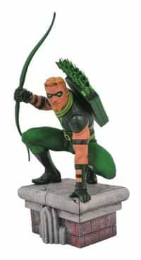 DC Gallery PVC Figure Green Arrow Comic Version