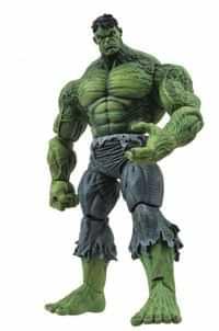 Marvel Select AF Unleashed Hulk