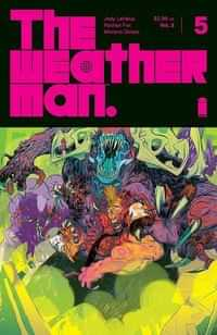 Weatherman #5 CVR A Fox