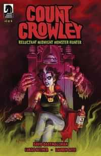 Count Crowley Reluctant Monster Hunter #1