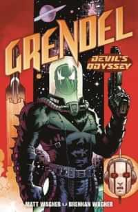 Grendel Devils Odyssey #1 CVR A Wagner