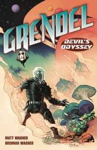 Grendel Devils Odyssey #1 CVR B Moon
