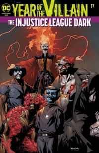 Justice League Dark #17 CVR A Acetate