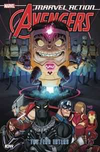 Marvel Action Avengers TP the Fear Eaters