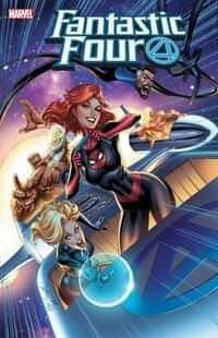 Fantastic Four #15 Variant JSC Mary Jane