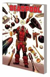 Deadpool TP Skottie Young Weasel Goes To Hell