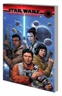 Star Wars TP Age of Resistance Heroes