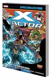 X-Factor TP Epic Collection X-Aminations