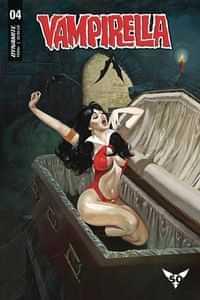 Vampirella #4 CVR C Dalton
