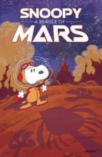 Peanuts GN Snoopy Beagle of Mars