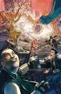 Go Go Power Rangers #24 CVR A Shavrin
