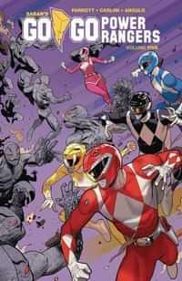 Go Go Power Rangers TP V5