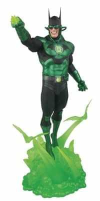 DC Gallery PVC Figure Metal Dawnbreaker