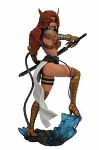 Marvel Gallery PVC Figure Angela Comic Version