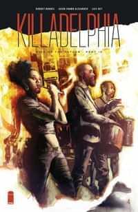 Killadelphia #4 CVR A Alexander