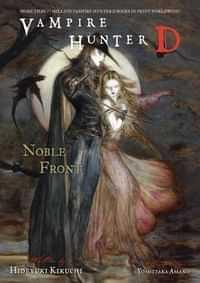Vampire Hunter D GN V29 Noble Front