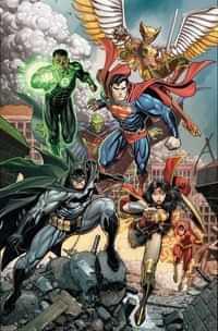 Justice League #40 CVR B Card Stock Adams