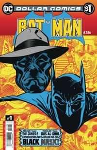 DC Dollar Comics Batman #386