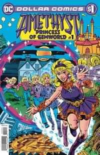 DC Dollar Comics Amethyst 1985 #1